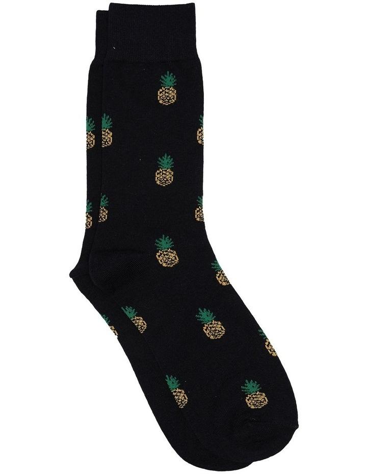 Fresh Pineapple Socks image 1