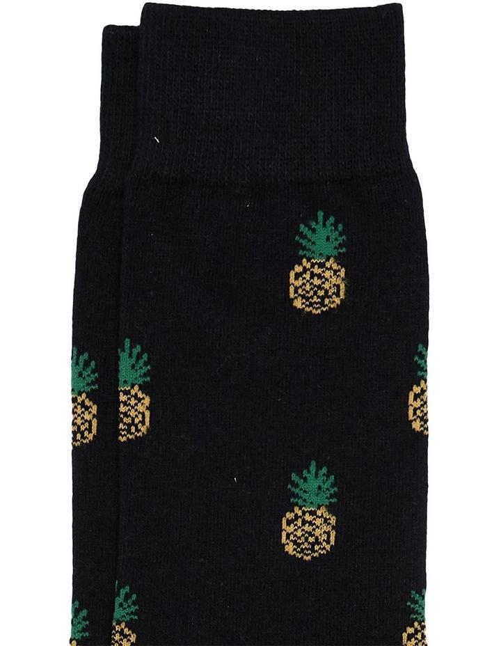 Fresh Pineapple Socks image 2