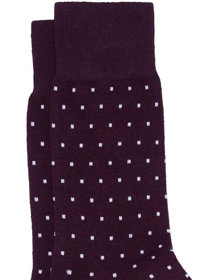 Sharp Spot Socks image 2