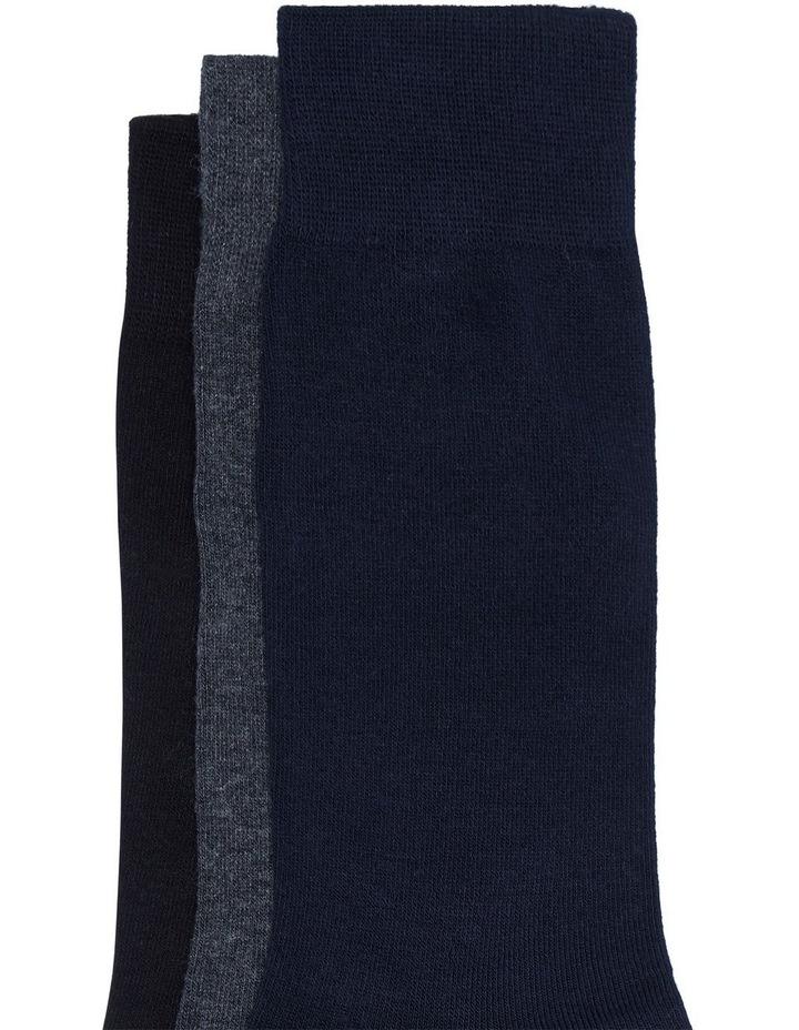 Assorted Bamboo Dress Socks image 2