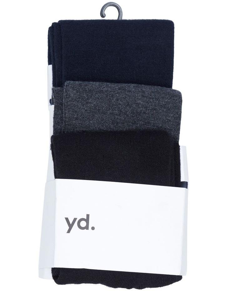 Assorted Bamboo Dress Socks image 3