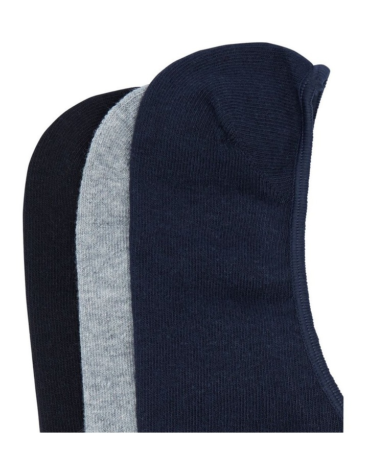 Super Invisible 3 Pack Socks image 2