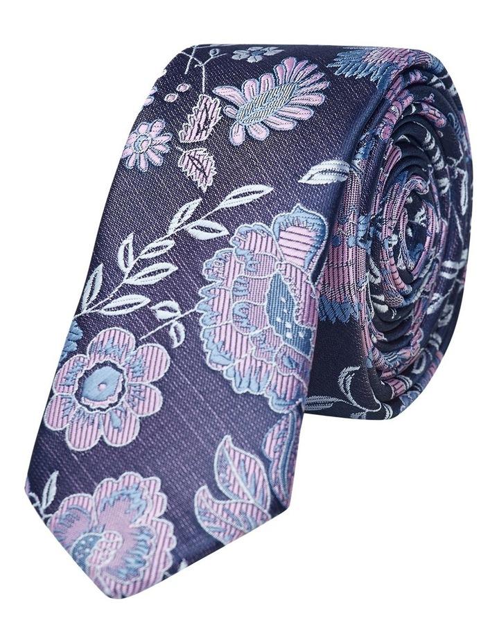 Drew Floral 5cm Tie image 1