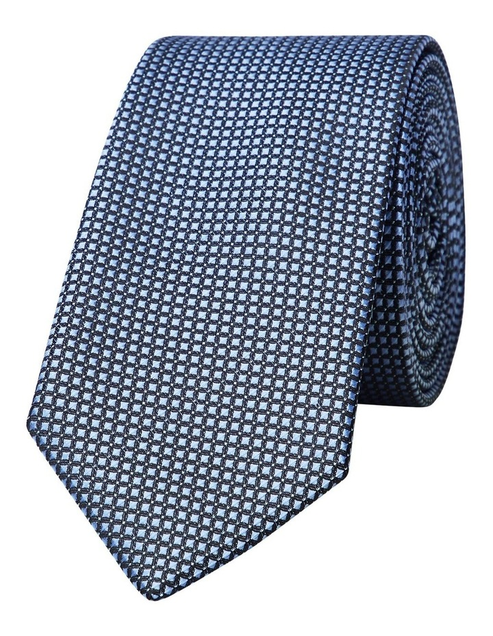 Strong Textured 6.5cm Tie image 1