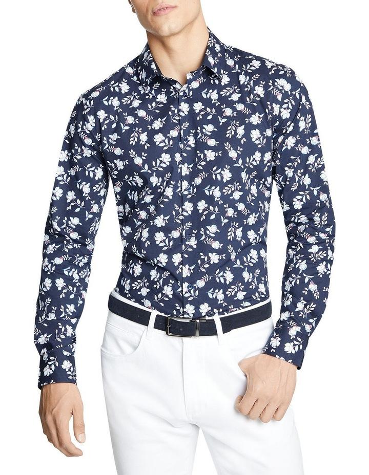 Zayn Floral Slim Shirt image 1