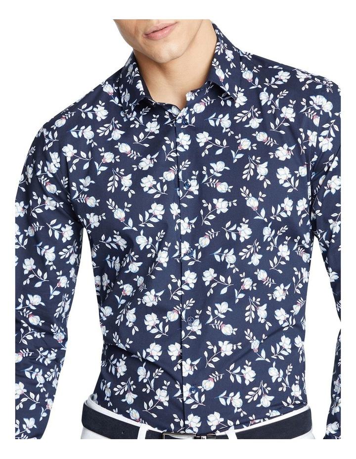Zayn Floral Slim Shirt image 3