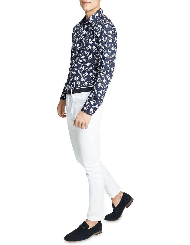 Zayn Floral Slim Shirt image 4