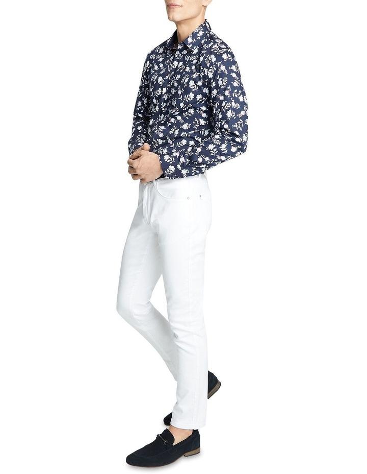 Zayn Floral Slim Shirt image 5