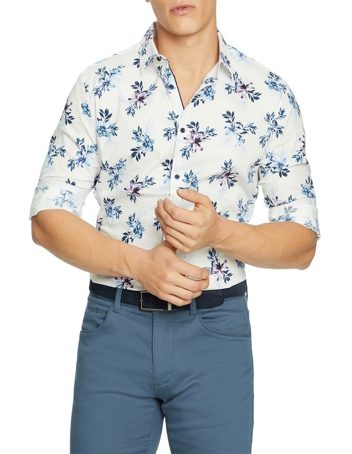 Jonnah Floral Slim  Shirt image 1