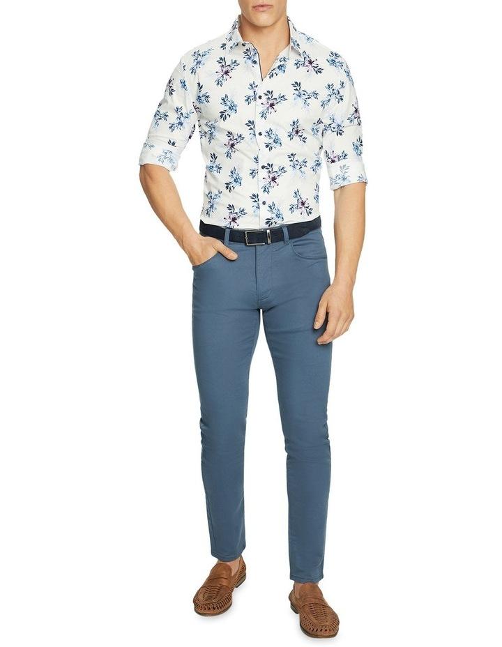 Jonnah Floral Slim  Shirt image 5