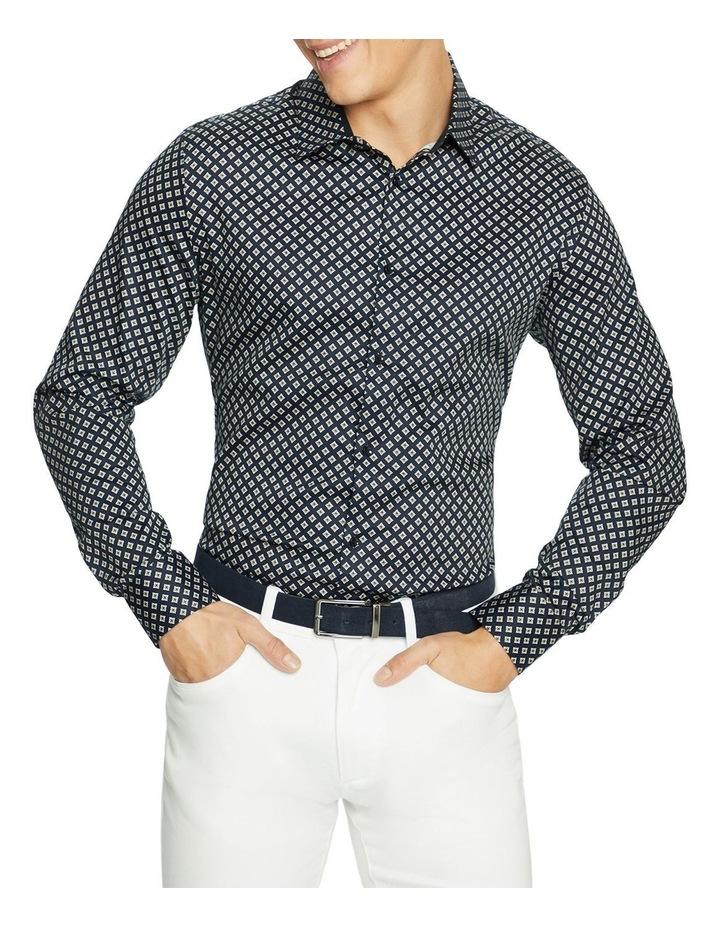 Alfred Print Slim  Shirt image 1