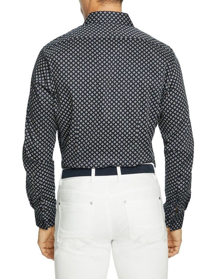 Alfred Print Slim  Shirt image 2