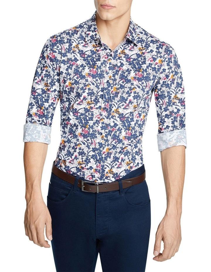 Angelo Print Slim  Shirt image 1