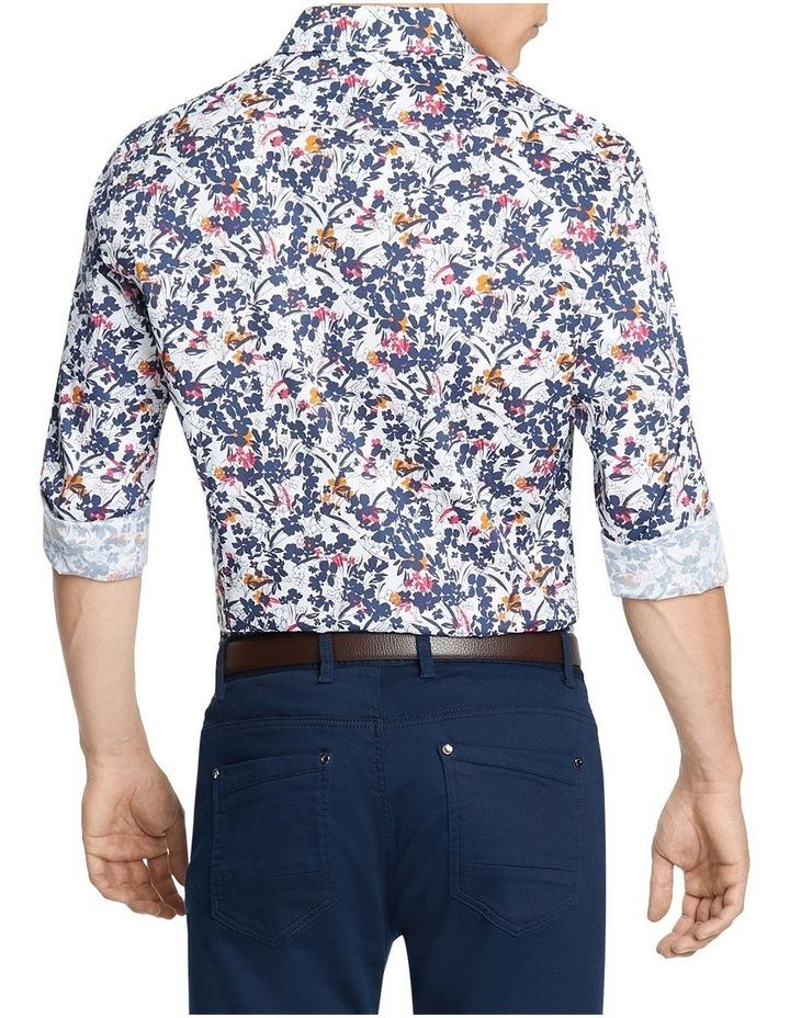 Angelo Print Slim  Shirt image 2