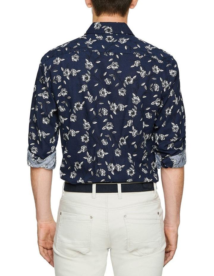 Xpire Printed Linen Shirt image 2