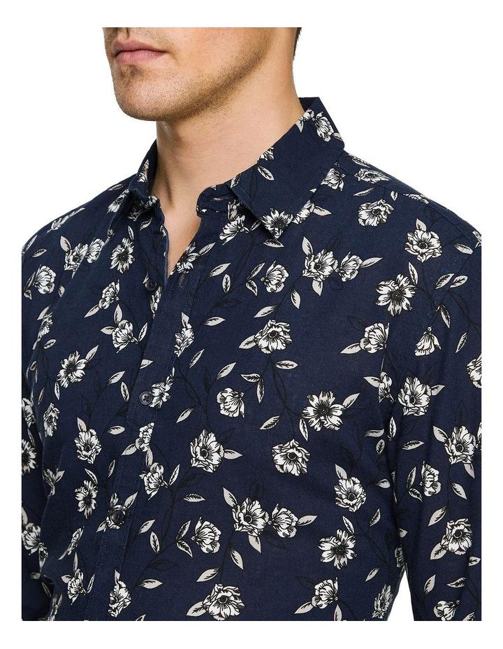 Xpire Printed Linen Shirt image 3