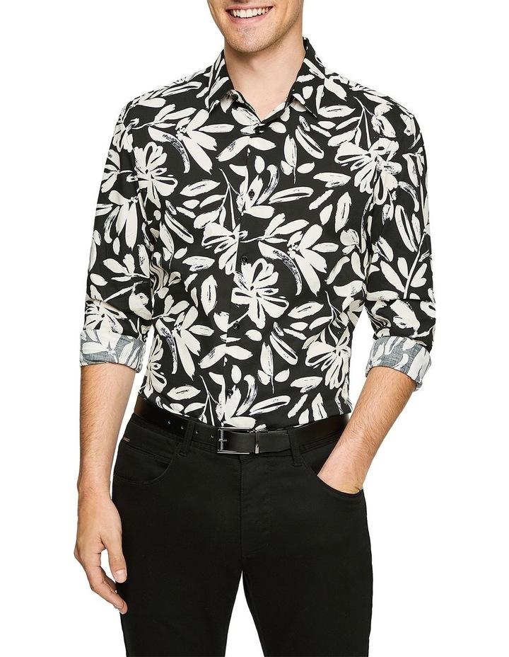 Rake Abstract Slim Shirt image 1
