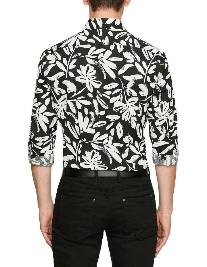 Rake Abstract Slim Shirt image 2