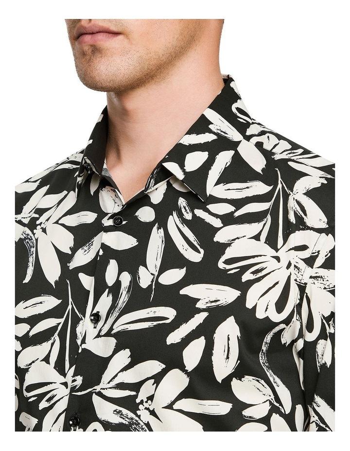 Rake Abstract Slim Shirt image 3