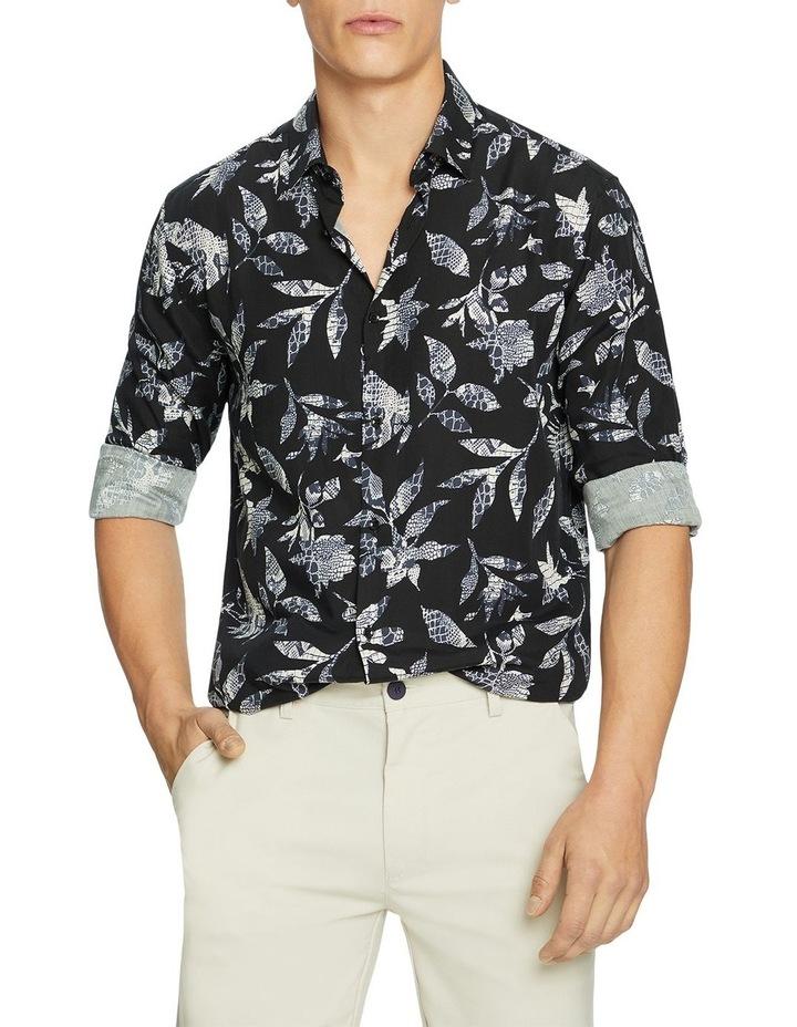Wild Print Slim Shirt image 1