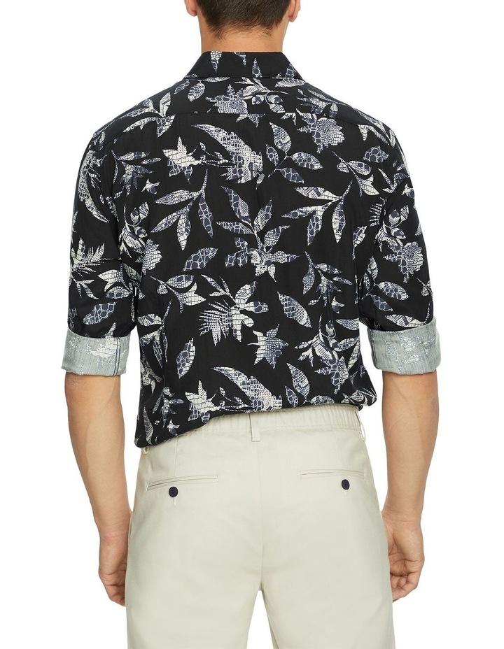 Wild Print Slim Shirt image 2