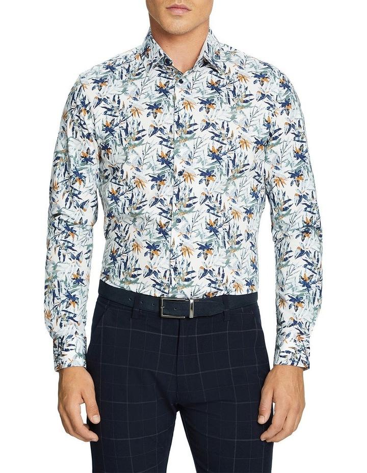 Ross Print Slim Fit Shirt image 1