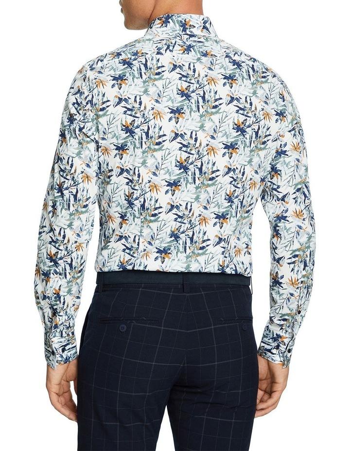 Ross Print Slim Fit Shirt image 2