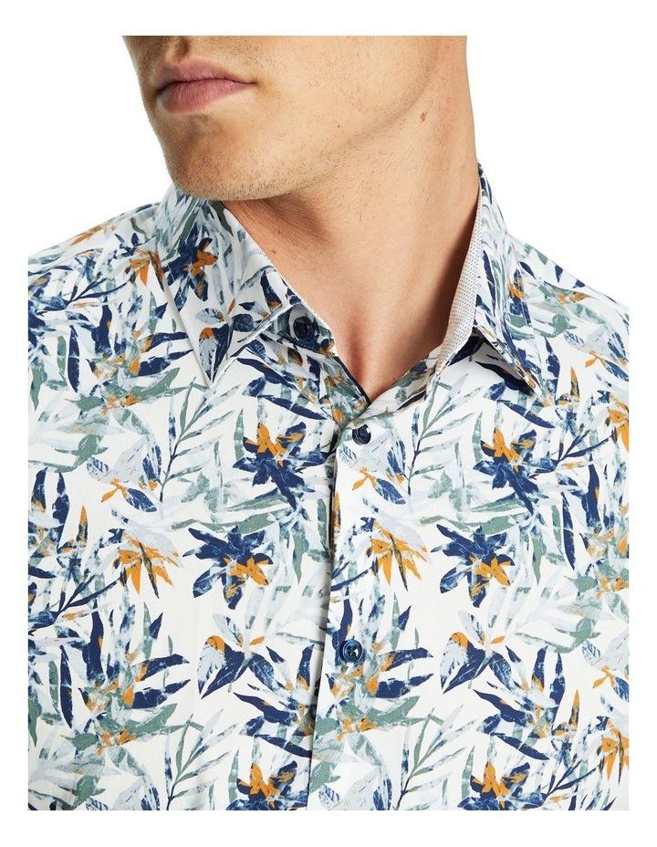 Ross Print Slim Fit Shirt image 3