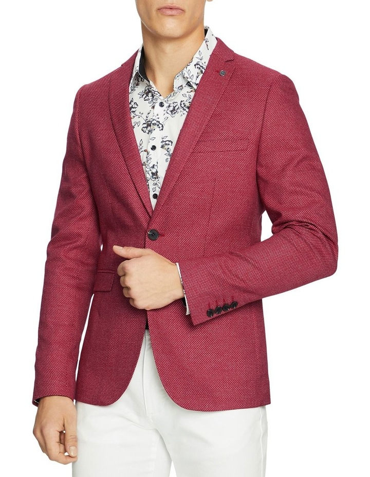 Lucky Red Blazer image 1