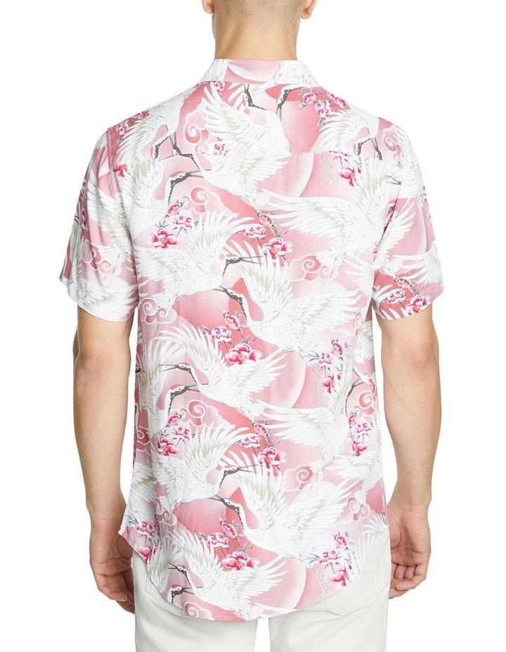 Phoenix Bird Print Shirt image 2