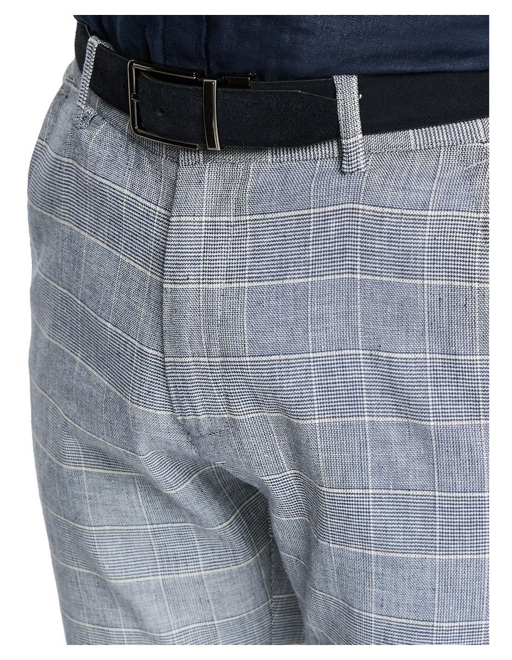 Swagger Check Skinny Chino image 3