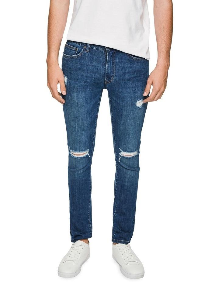Slash Ripped Skinny Jean image 1