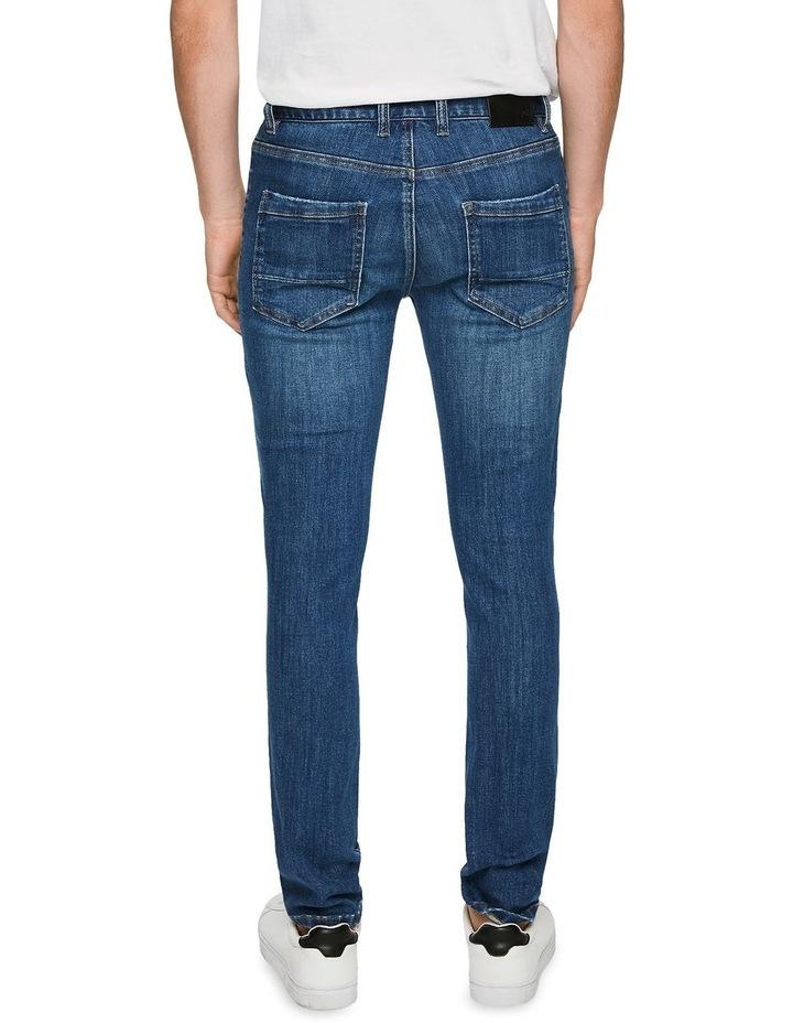 Slash Ripped Skinny Jean image 2