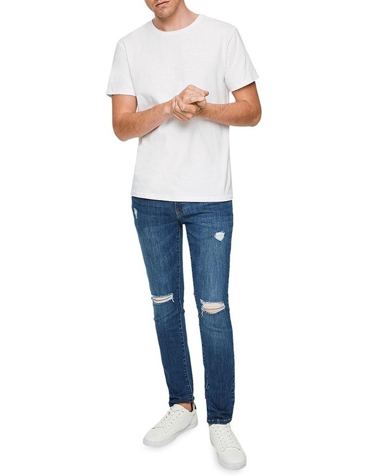 Slash Ripped Skinny Jean image 4
