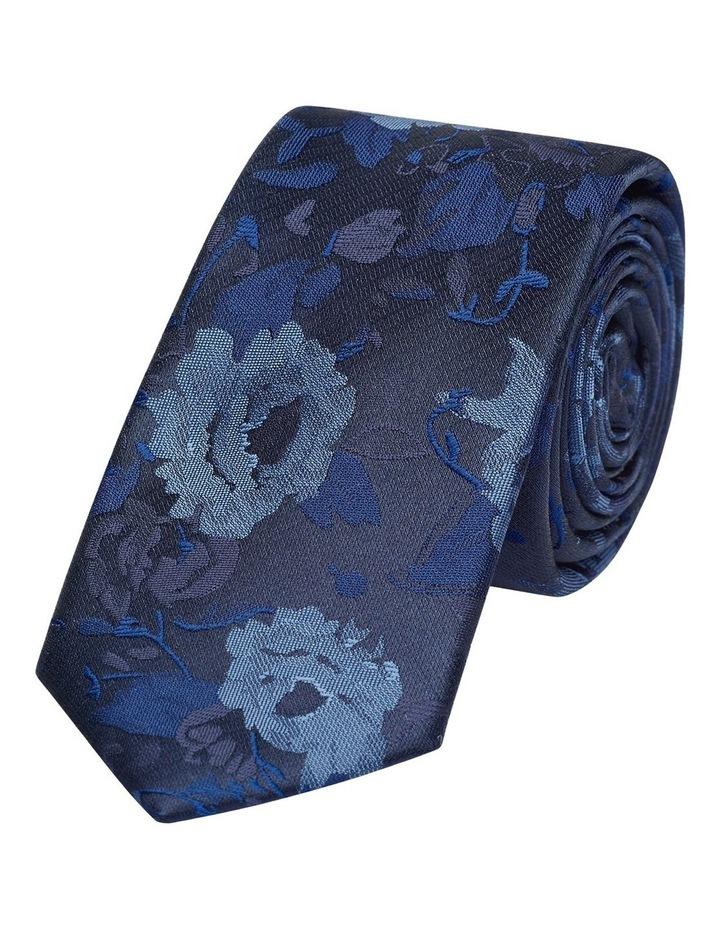 Oskar Floral 6.5cm Tie image 1