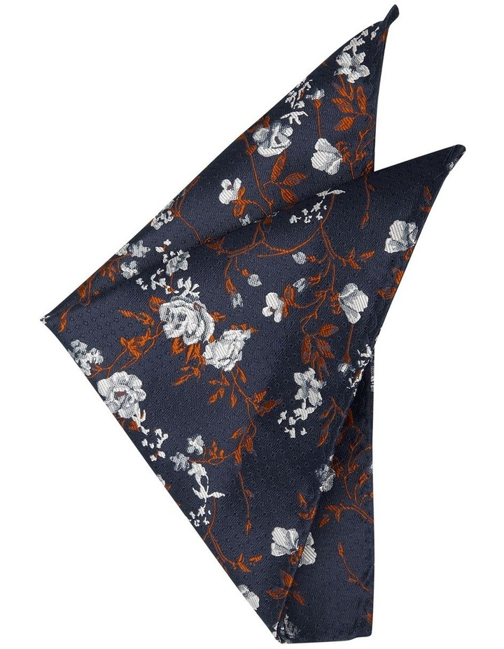 Bucket Floral Pocket Square image 1