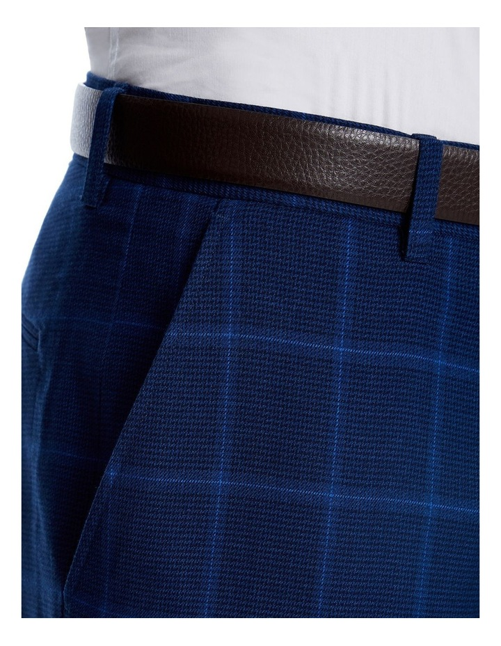 Wolfe Check Skinny Dress Pant image 3