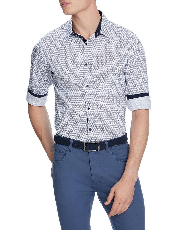 Scalene Geo Slim Shirt image 1