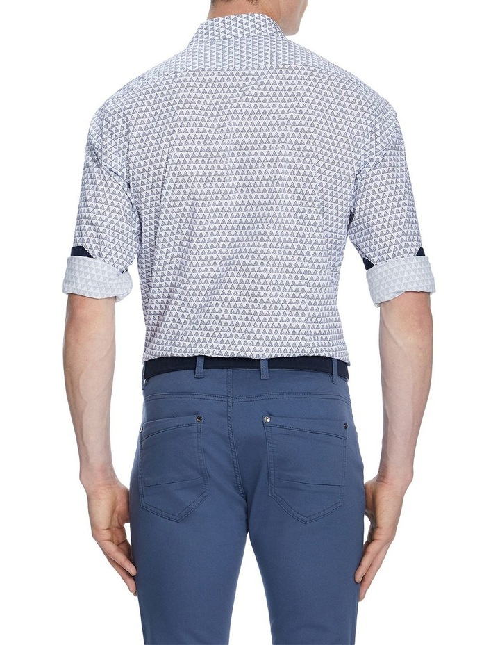 Scalene Geo Slim Shirt image 2