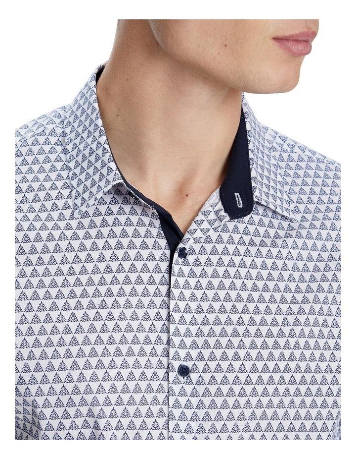 Scalene Geo Slim Shirt image 3