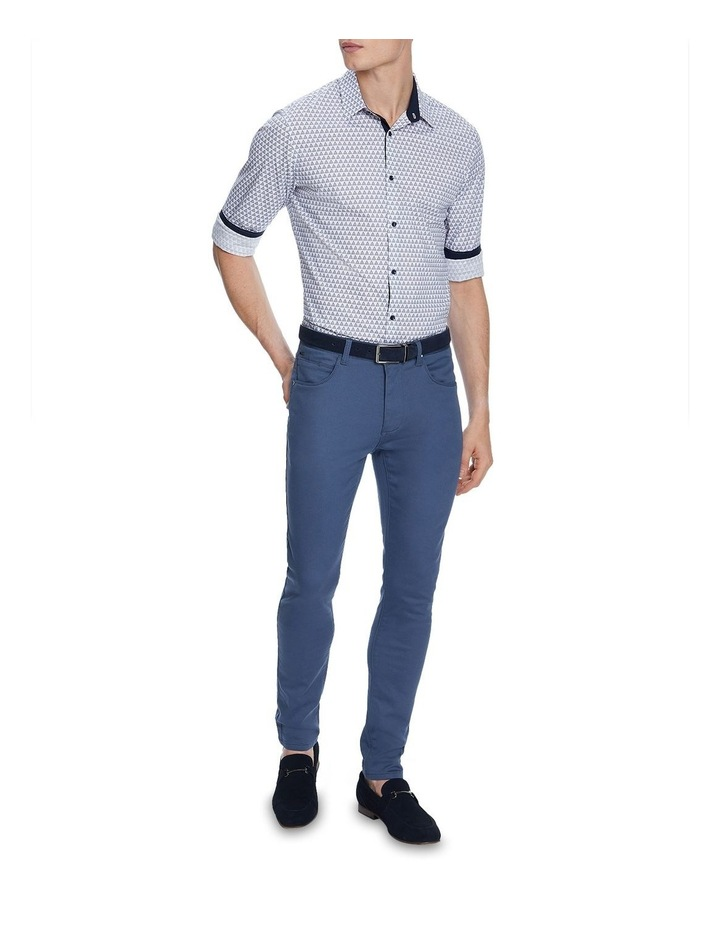 Scalene Geo Slim Shirt image 4