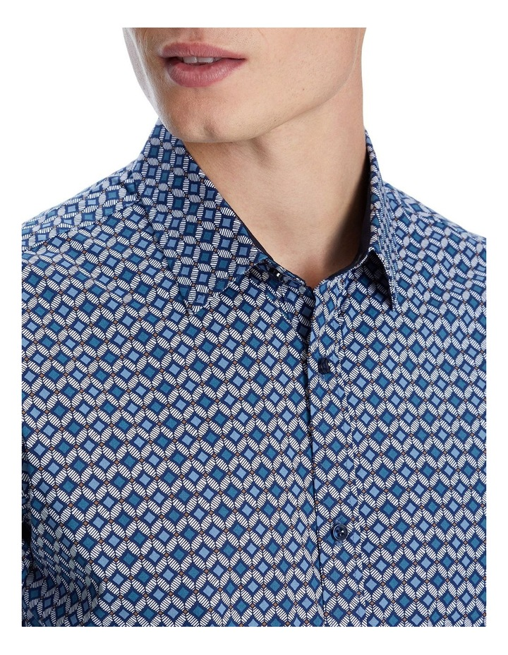 Vinyl Slim Shirt image 3