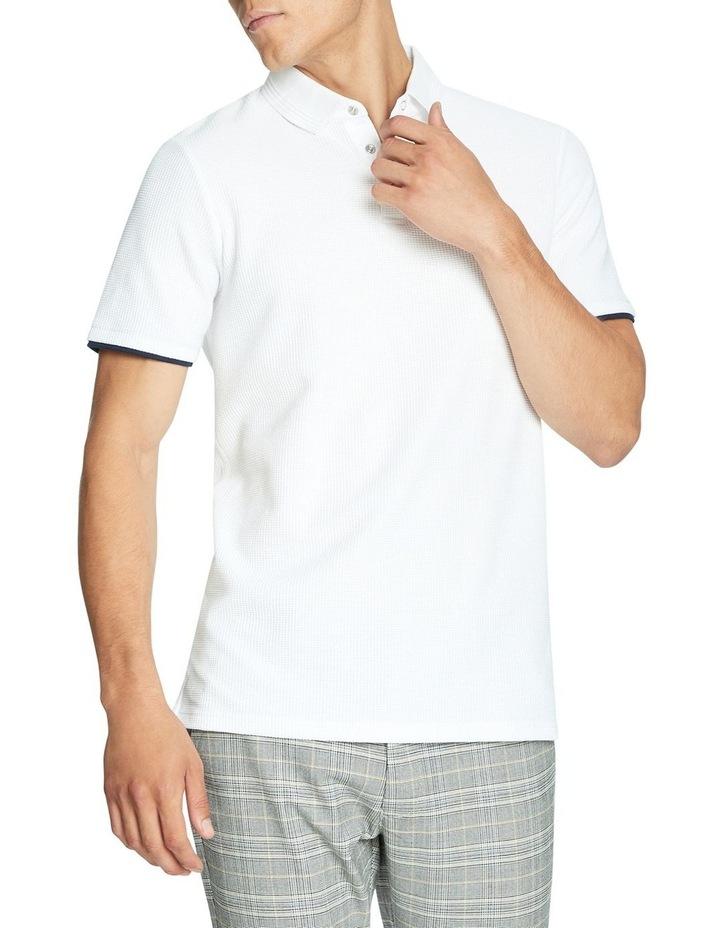 Dorian Textured Polo image 1