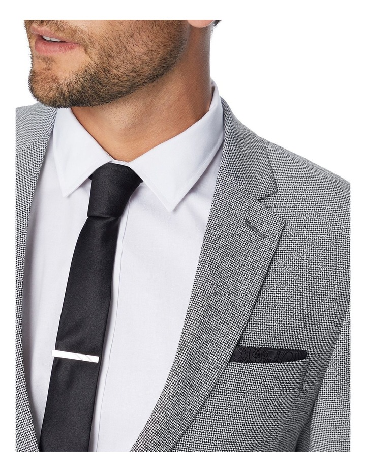 Beretta Skinny Textured Suit Jacket image 3