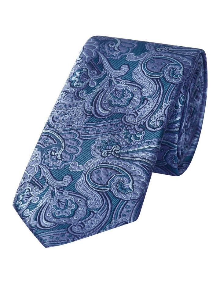 Capella Paisley 5cm Tie image 1