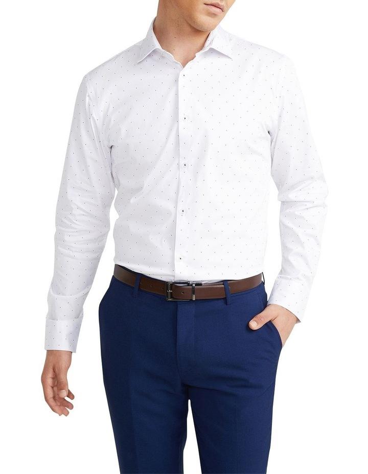 Bryce Slim Dress Shirt White image 1