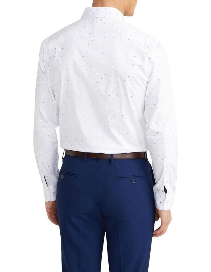 Bryce Slim Dress Shirt White image 2