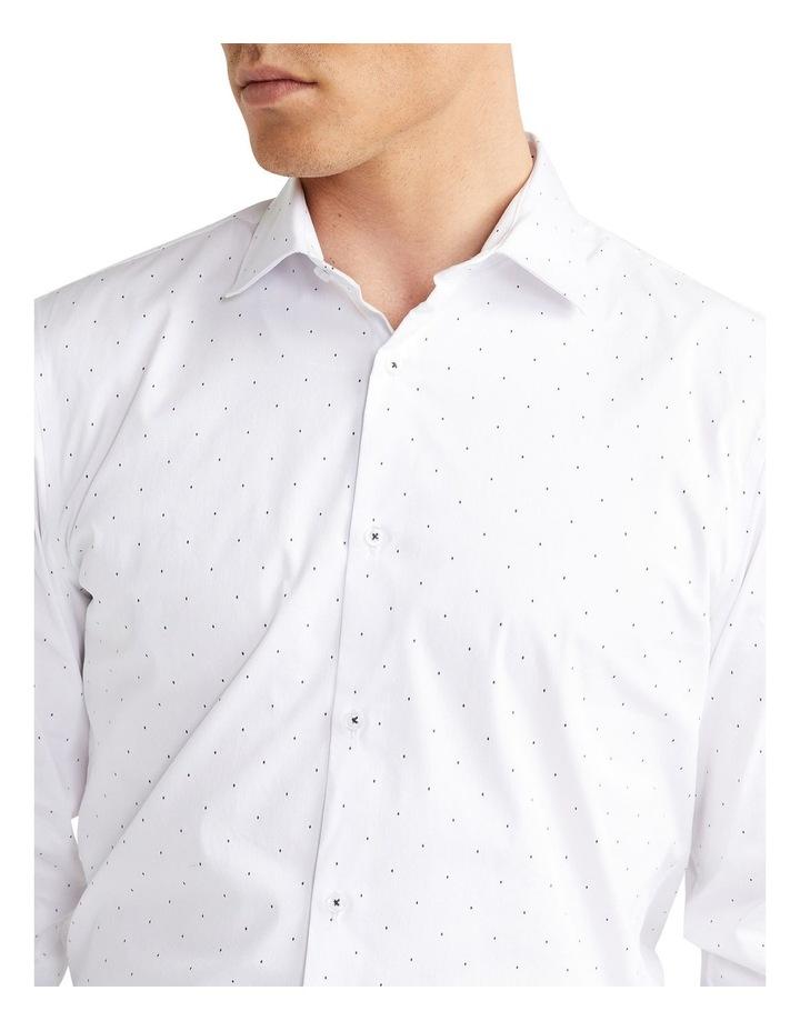 Bryce Slim Dress Shirt White image 3