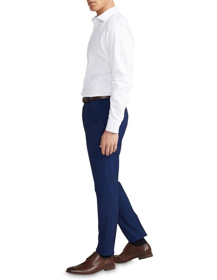 Bryce Slim Dress Shirt White image 4