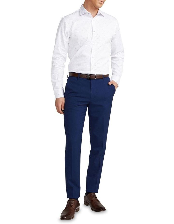 Bryce Slim Dress Shirt White image 5